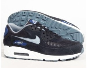 Basket Nike Air Max 90 Essential Shoes Black/Dev Grey