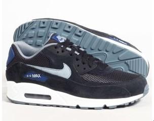 Air Max 90 Essential Shoes Black/Dev Grey, nouvelle basket Nike